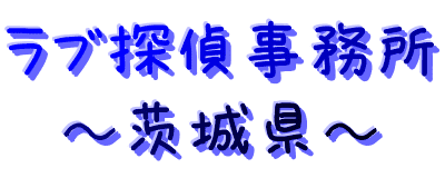 【茨城県で実績多数】安く調査できるラブ探偵事務所
